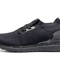 Ultra Boost Uncaged Popcorn Men's Shoes 2016 New Running Shoes Casual Lightweight Women's Sports
