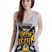 Chelsea Grin - Get The Fuck Up Heather Grey - Tank