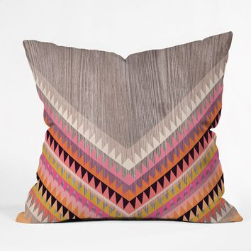 Iveta Abolina Boardwalk Throw Pillow