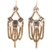 GOLD CHAIN EARRING - Shop All