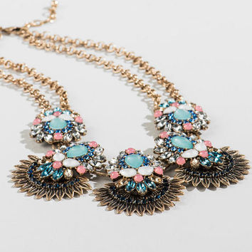 Pagewood Statement Necklace