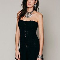 Jen s Pirate Booty for Free People Womens Rose Haven One Piece