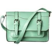 Mossimo® Solid Satchel - Green