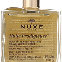 NUXE Huile Prodigieuse Multi-Purpose Dry Oil, 1.6 fl. oz.