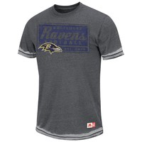 Baltimore Ravens Posted Victory III Tee - Men (Black)