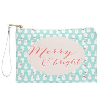 Allyson Johnson Merry And Bright Pouch