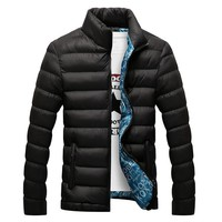 New! Men's Puffer Jacket + Free Shipping!