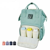 Maternity Mummy Nappy Bag Large Capacity Baby Bag Travel Backpack
