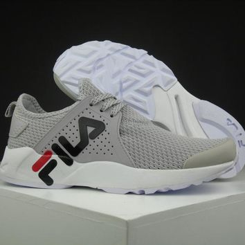 Fila 1751 Gray Running Shoes Size 36 44.5