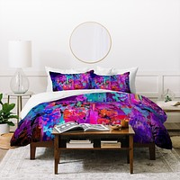 Holly Sharpe After The Storm Duvet Cover