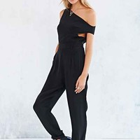 Maurie & Eve Trigger Cutout Jumpsuit - Black