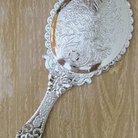 Hand Mirror, Prop, for Snow White or Princess Party