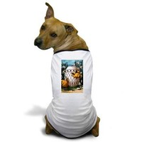 Dog T-Shirt> easter> SWANKY DESIGNS