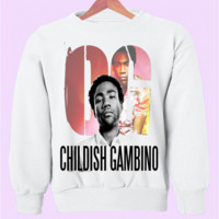 Childish Gambino Crewneck