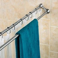 Solutions - Duo Shower Curtain Rod