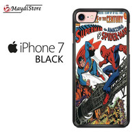 Superman Vs Spiderman For Iphone 7 Case