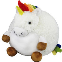 Squishable Rainbow Unicorn