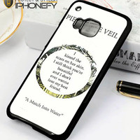 Pierce The Veil Song Lyrics HTC One M8 Case|iPhonefy