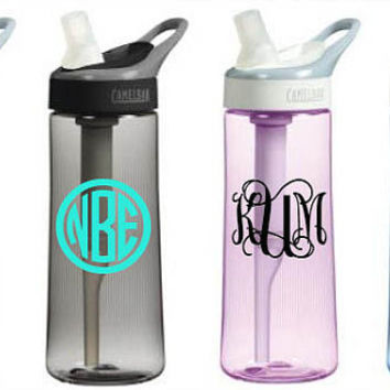 FILTERED Monogrammed Camelbak Water Bottle