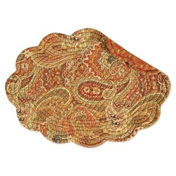 Tangiers Reversible Quilted Placemat
