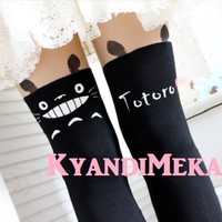 Totoro Stockings