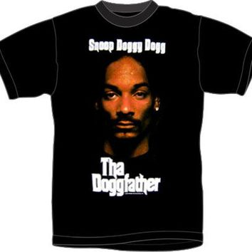 Snoop Dogg T-Shirt - Tha Doggfather