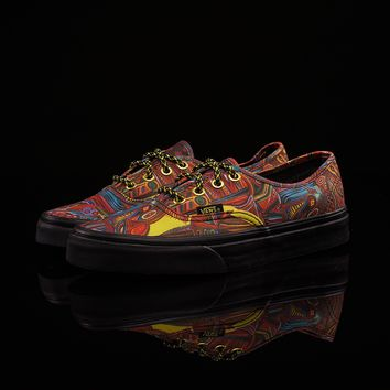 QIYIF VANS - UA AUTHENTIC (OTW GALLERY)
