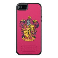 Harry Potter | Gryffindor Crest Gold and Red OtterBox iPhone 5/5s/SE Case