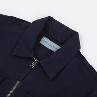 Universal Works Base Jacket - Dark Navy