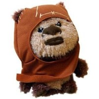 Comic Images Star Wars Wicket Doll Plush