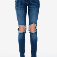 Blow Out Skinny Jean