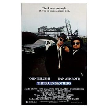 Blues Brothers Movie Mini poster 11inx17in