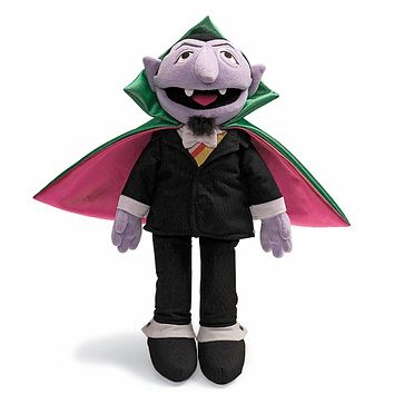 Gund Sesame Street The Count 14""
