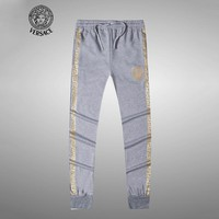 Versace Casual Pants Trousers-3