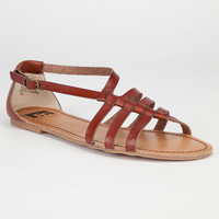 Bc Footwear At Large Womens Sandals Whiskey  In Sizes