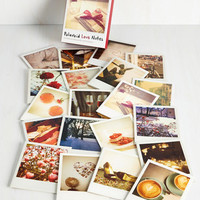 Instant Attraction Notecard Set by Chronicle Books from ModCloth