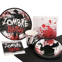 Zombie Bash Party Pack