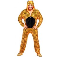 Tiger costume Footed Pajama Costumes