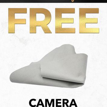 Black Friday 2018 Free SC295 Camera Cleaning Cloth Gift With Purchase