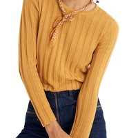 Madewell Clarkwell Pullover Sweater | Nordstrom