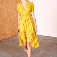 Sonja Dress - Honey