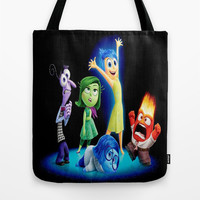 INSIDE OUT Tote Bag by Acus