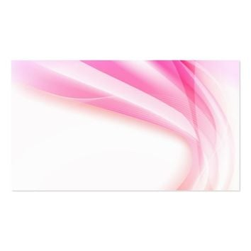 Abstract Swirl 4 Business Card