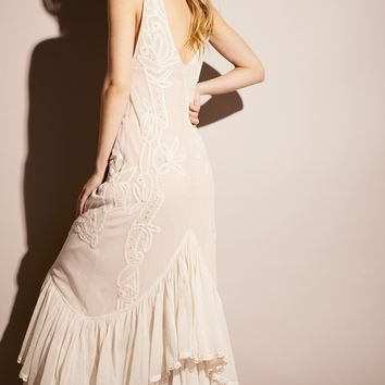Free People Alissa's Limited Edition White Dress