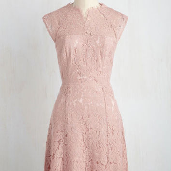 Celebrate Success Dress in Petal | Mod Retro Vintage Dresses | ModCloth.com
