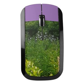 HIDDEN NATURE WIRELESS MOUSE