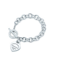 Tiffany & Co. - Return to Tiffany®:Heart TagToggle Bracelet