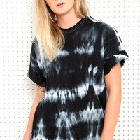 Vintage Customised Tie-Dye Tee at Urban Outfitters
