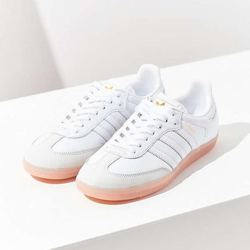 adidas Originals Samba Pink Sole Sneaker | Urban Outfitters