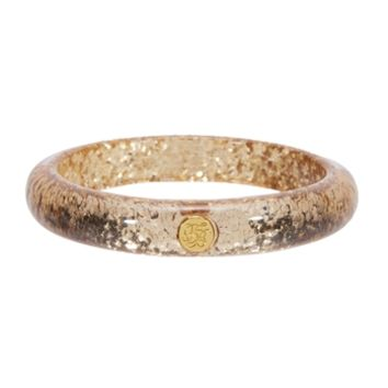 Ted Baker Ryleey Glitter Resin Button Bangle at Von Maur